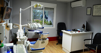 Clínica dental Alcorcón
