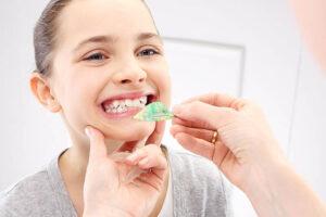Primera revisión ortodoncia infantil